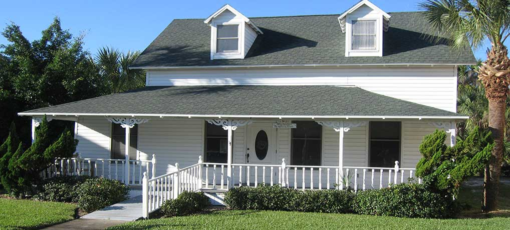 We inspect your home exterior